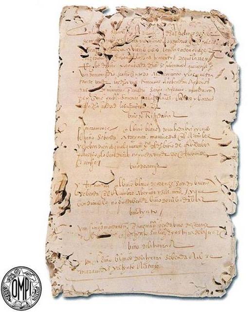 Ribadavia 1733
