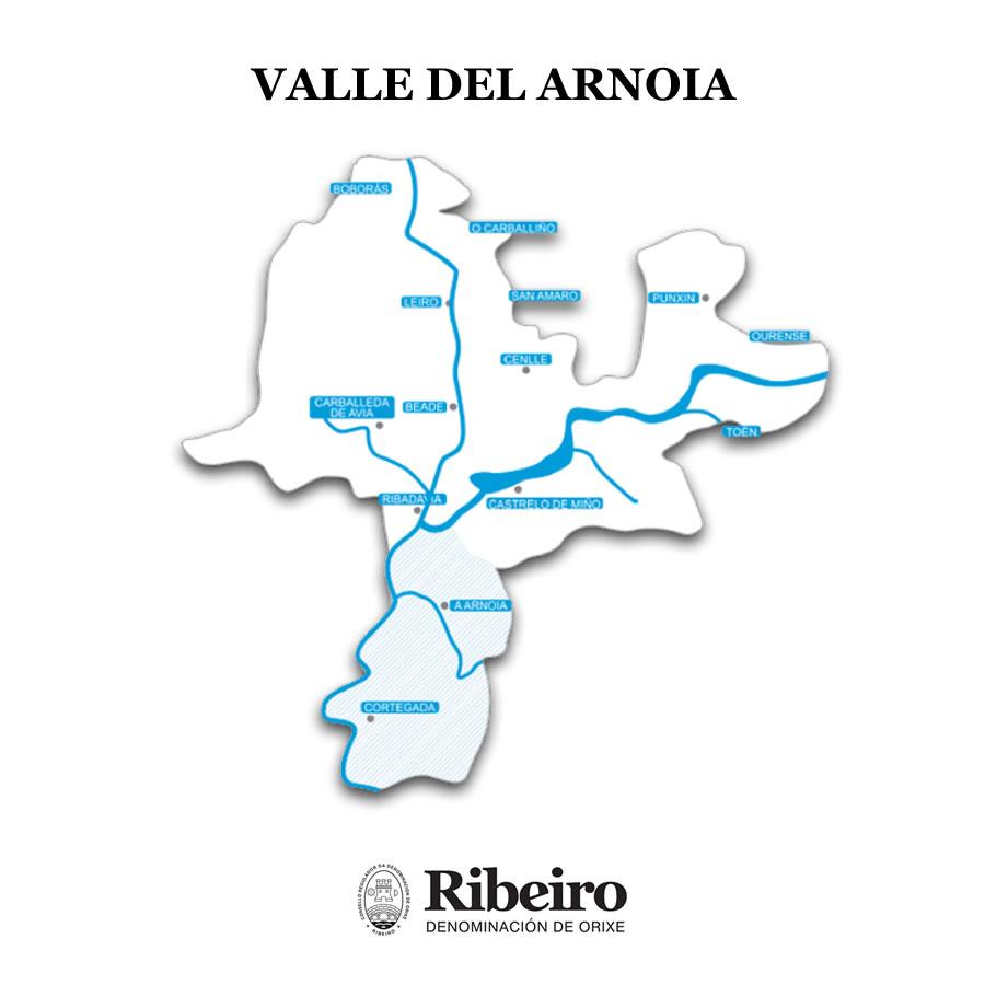 valle del Arnoia